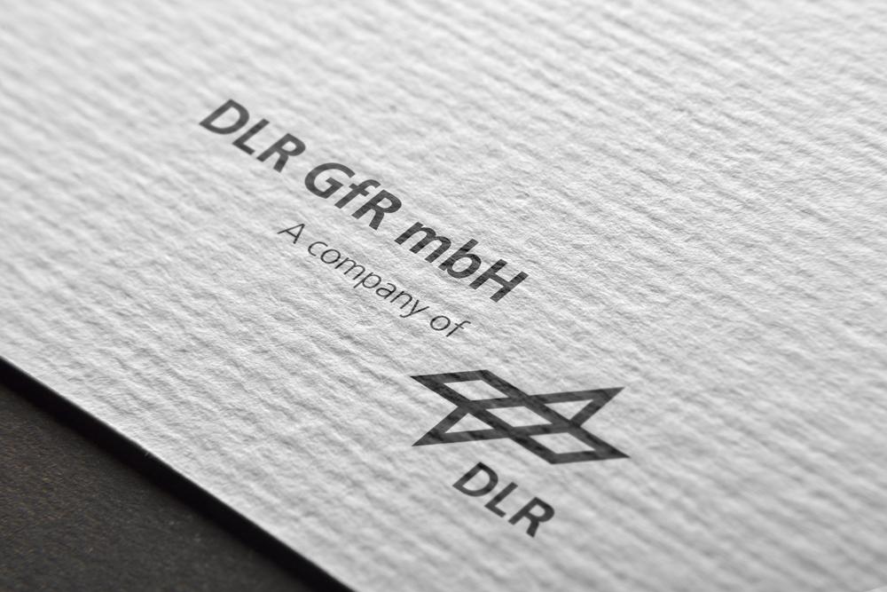 Logo | DLR GfR mbH | A company of DLR