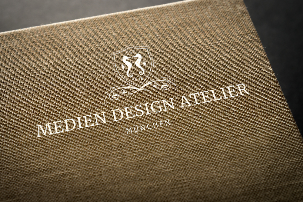 Logo | Sonderedition MEDIEN DESIGN ATELIER München