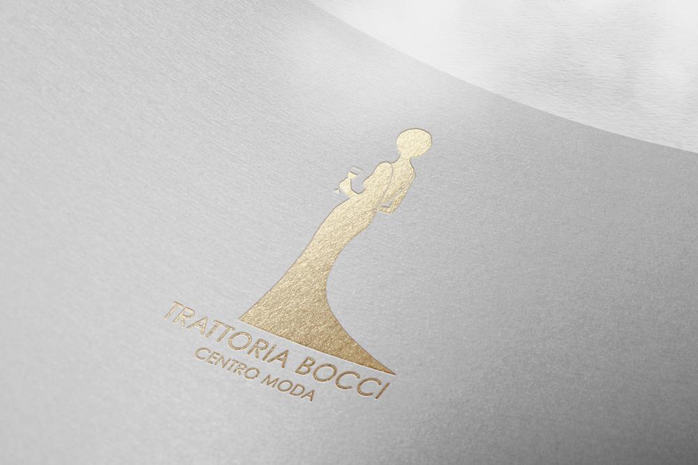 Logo | Trattoria Bocci | Centro Moda