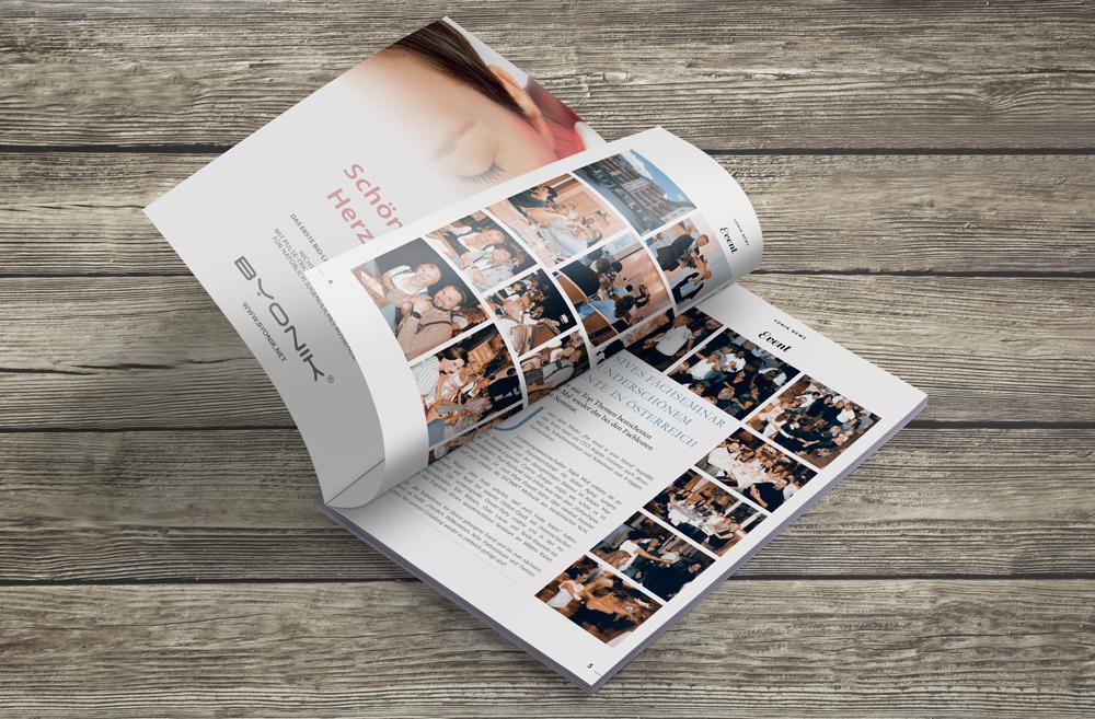 Newsletter | 24 Seiten | Beauty Lumis GmbH
